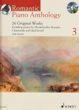 Romantic Piano Anthology Vol.3 + Cd - Piano