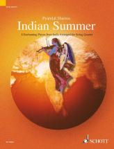 Sharma Pyarelal  - Indian Summer - String Quartet