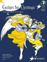 Guitars For Christmas + Cd - 1-2 Guitars