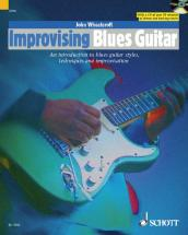 Wheatcroft John - Improvising Blues Guitar + Cd