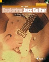 Capone Phil - Exploring Jazz Guitar - Guitar
