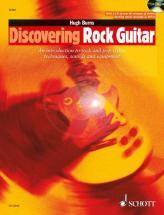 Burns Hugh - Discovering Rock Guitar - Guitar