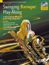 Swinging Baroque Play-along - Tenor Saxophone