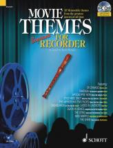 Davies Max Charles - Movie Themes For Soprano Recorder - Descant Recorder