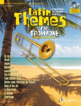Latin Themes For Trombone + Cd - Trombone