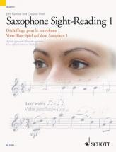 Kember J. Et Vinall G. - Saxophone Sight Reading Vol.1