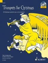 Trumpets For Christmas + Cd - 1-2 Trumpets