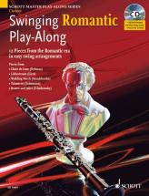 Swinging Romantic Play-along - Clarinet