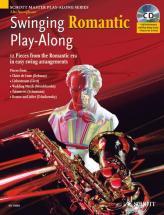 Swinging Romantic Play-along - Alto Saxophone