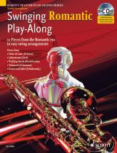 Swinging Romantic Play-along - Tenor Saxophone