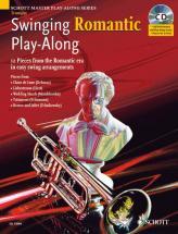 Swinging Romantic Play-along - Trumpet; Piano Ad Lib.