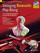 Swinging Romantic Play-along + Cd - Violin