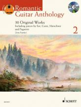 Romantic Guitar Anthology   Vol. 2 + Cd - Guitar