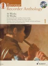 Bowman P./ Heyens G. - Baroque Recorder Anthology Vol.1 + Cd