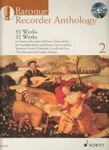 Bowman P./ Heyens G. - Baroque Recorder Anthology Vol.2 + Cd
