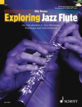 Weston Ollie - Exploring Jazz Flute + Cd - Flute