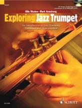 Weston Ollie - Exploring Jazz Trumpet + Cd - Trumpet