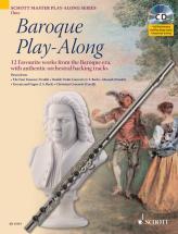Baroque Play-along - Flute