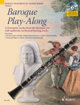 Baroque Play-along - Clarinet