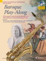 Baroque Play-along - Tenor Saxophone