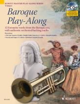 Baroque Play-along - Trumpet