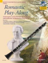 Romantic Play-along + Cd - Clarinet