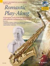 Romantic Play-along + Cd - Alto Saxophone