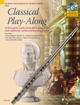 Classical Play-along + Cd - Flute
