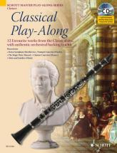 Classical Play-along + Cd - Clarinet