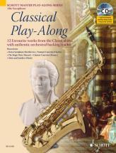 Classical Play-along + Cd - Alto Saxophone