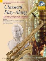 Classical Play-along + Cd - Tenor Saxophone