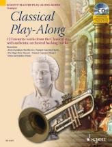 Classical Play-along + Cd - Trumpet