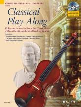Classical Play-along + Cd - Violin