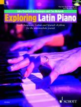Crawford John - Exploring Latin Piano - Piano