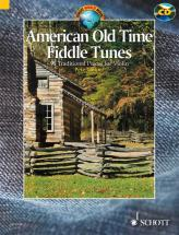 American Old Time Fiddle Tunes + Cd - Violin