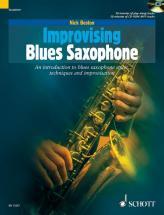 Beston Nick  - Improvising Blues Saxophone - Saxophone