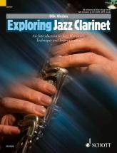 Weston Ollie - Exploring Jazz Clarinet + Cd