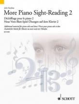 Kember John - More Piano Sight-reading 2