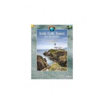 Bowman P. - Irish Folk Tunes For Descant Recorder + Cd