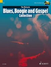 Richards Tim - Blues, Boogie And Gospel Collection - Piano