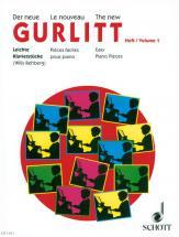 Gurlitt Cornelius - The New Gurlitt   Heft 1 - Piano