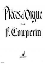 Couperin François - Organ Pieces - Organ