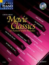 Movie Classics + Cd - Piano