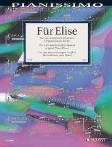 A Elise - Recueil Pour Piano