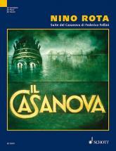 Rota Nino - Suite Del Casanova Di Federico Fellini - Piano