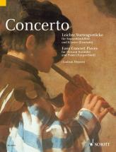 Concerto - Descant Recorder And Piano