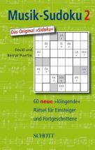 Musik-sudoku Band 2 - Le Sudoku Musical