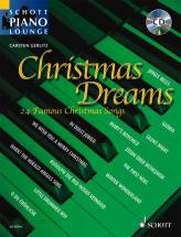 Christmas Dreams + Cd - Piano
