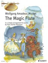 Mozart W.a. - The Magic Flute  K 620 - Piano