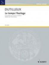 Dutilleux H. - Le Temps D